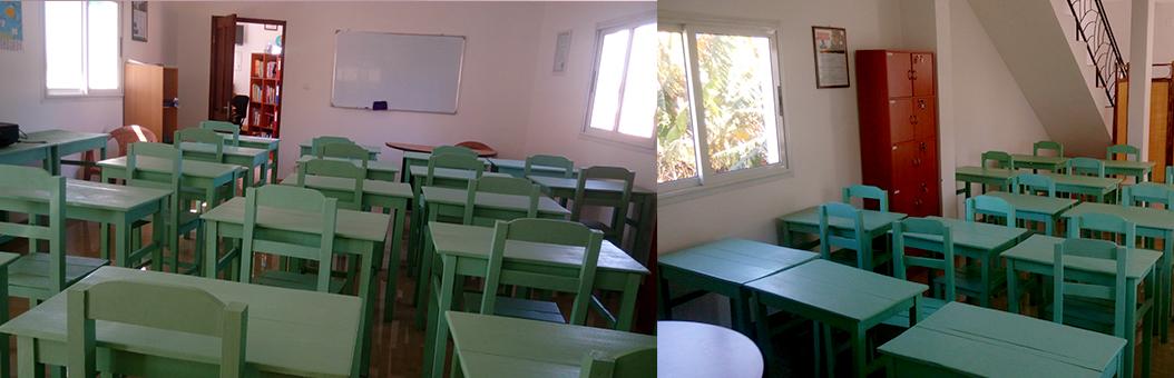 MPTC Classrooms